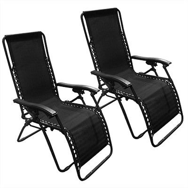 6 Lounging Chairs For Outdoors Lounge Patio Chairs Zero Gravity Sun Lounger Outdoor Yard Beach Lounge
