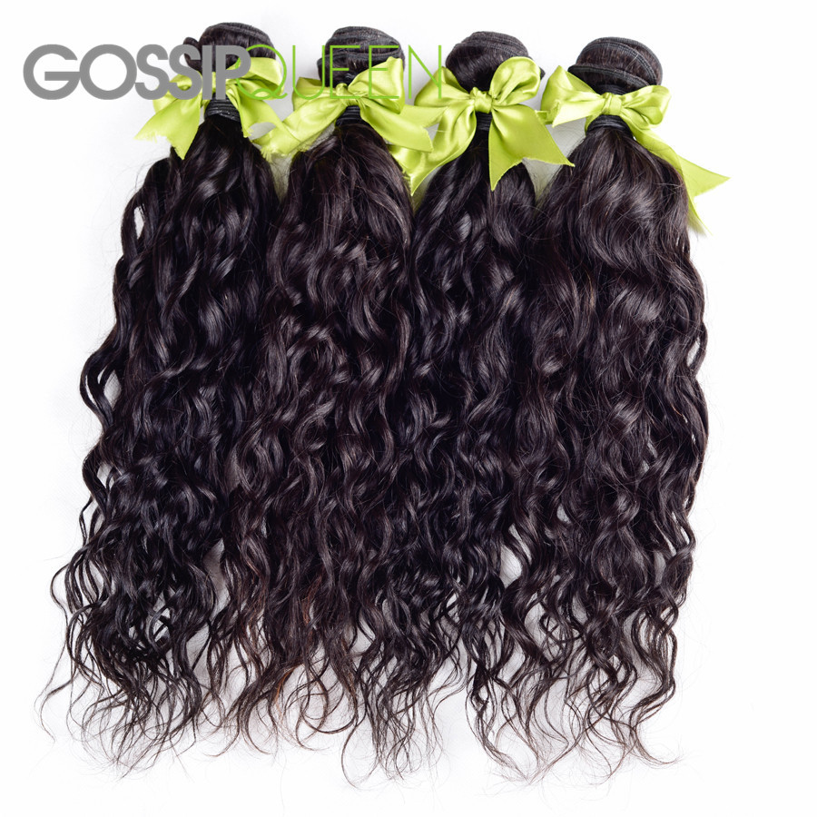 queen hair products brazilian hair human hair weave curly  free shipping natural curly hair mixed length wholesale human hair
