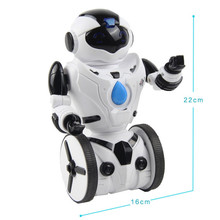 Flash Music Sound Real-time Remote Control Smart Robot Aerial Drone Aircraft Toy Retail Box JK-0272