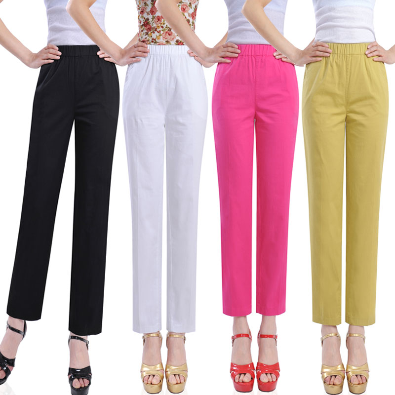 Free-shipping-women-pants-hot-selling-summer-2013-xxxl-big ...