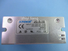 free shipping 5V 2A 10W AC/DC Universal Regulated Switching Power Supply(China (Mainland))