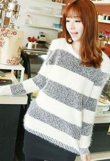 В 2015 году новые ожидаемые свитер с южнокорейской колледж стиль это очень мода и ...