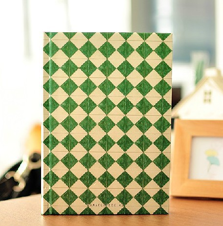 New vintage Magic Diamond style fresh look and hardcover notebook paper/DIY diary/stationery wholesale<br><br>Aliexpress