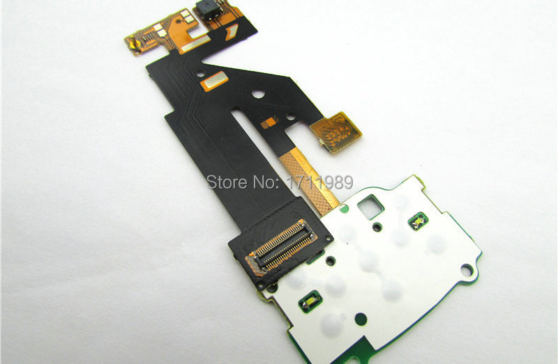 Main flex cable with keypad flex cable for nokia 6500S phone(China (Mainland))