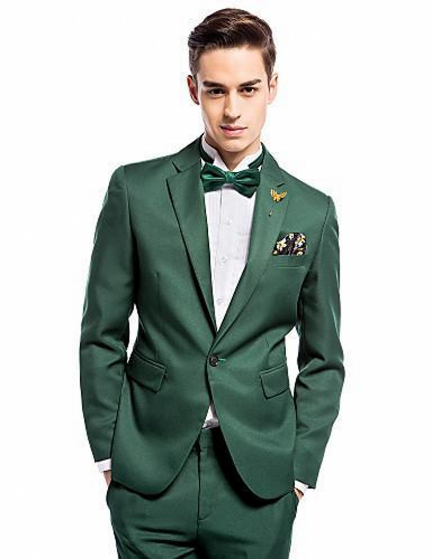High Quality Mens Green Suit Jacket Promotion-Shop for High