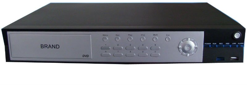 H.264 16ch CIF Full Realtime Embedded Digital Video Recorder(China (Mainland))