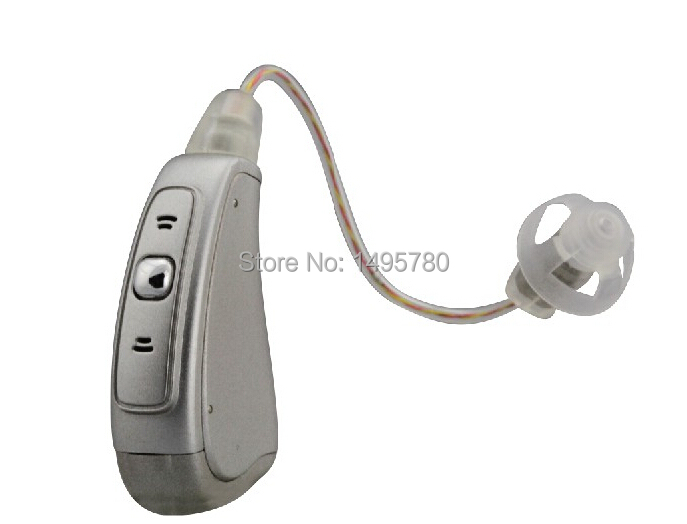 Digital programmable Hearing Aid digital hearing aids /RIC device DM08 hearing aid with Automatic Telecoil<br>
