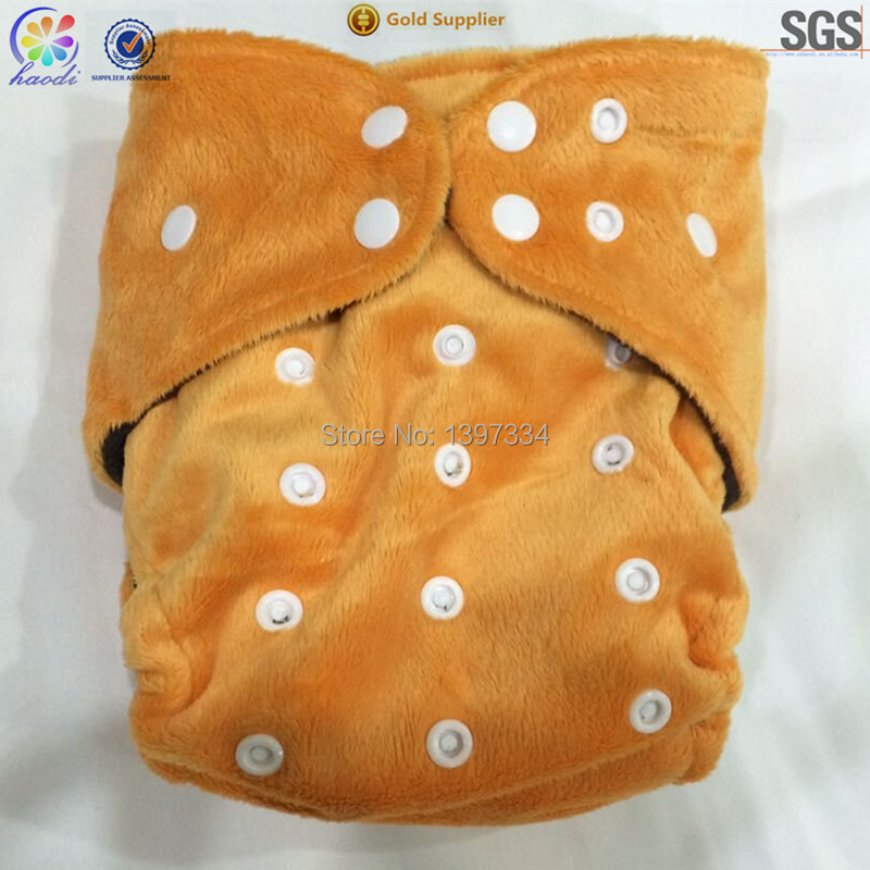 AI2 Cloth diaper One cloth diaper+Two diaper liner CHARCOAL BAMBOO baby cloth diaper(China (Mainland))