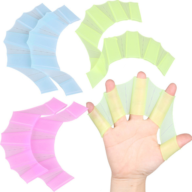 Silicone Fins For Hands