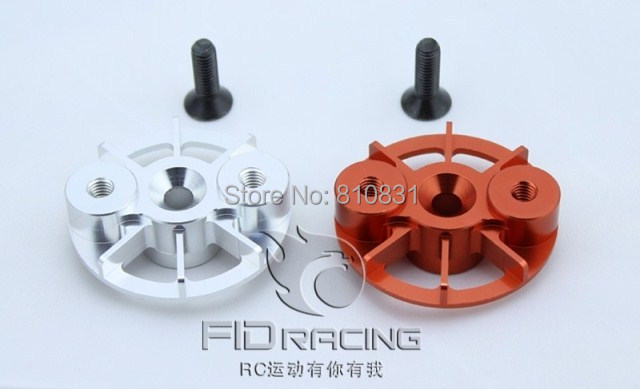 Freeshipping FID new cooling Clutch Bracket for BZM RCMK engine Suit for BAJA LOSI 5IVE-T(China (Mainland))