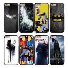 Buy Coque Superhero Batman Capa Phone Cases iPhone 5S 6 7 6S Plus SE 5C 5 4S 4 Cover iPod Touch 6 Case iPod Touch 5 Case for $5.95 in AliExpress store