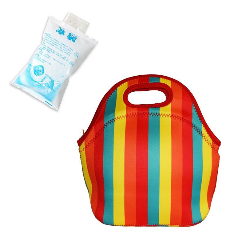 Неопрена тотализатор обед мешок и пакет со льдом ( 400 мл ) bolsa termica com marmita ланч для детей термокружка тепловой мешок обед bolsas termicas
