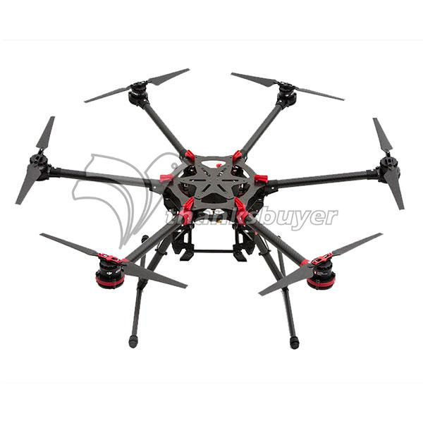 Spreading Wings DJI S900 Folding Hexacopter Highly Portable Frame Kit Powerful Aerial System for Demanding FilmMaker(China (Mainland))