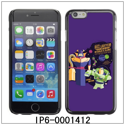 Cool Buzz Light Year Toy Story-FOR iPhone 6 Plastic Hard Back Case Cover Shell For iPhone6 (IP6-0001412)(China (Mainland))