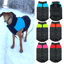 Buy Waterproof Pet Dog Puppy Vest Jacket Chihuahua Clothing Warm Winter Dog Clothes Coat Small Medium Large Dogs 4 Colors S-5XL for $6.39 in AliExpress store