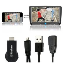 MiraScreen OTA TV Stick Dongle Better Than EasyCast Wi-Fi Display Receiver DLNA Airplay Miracast Airmirroring Chromecast(China (Mainland))