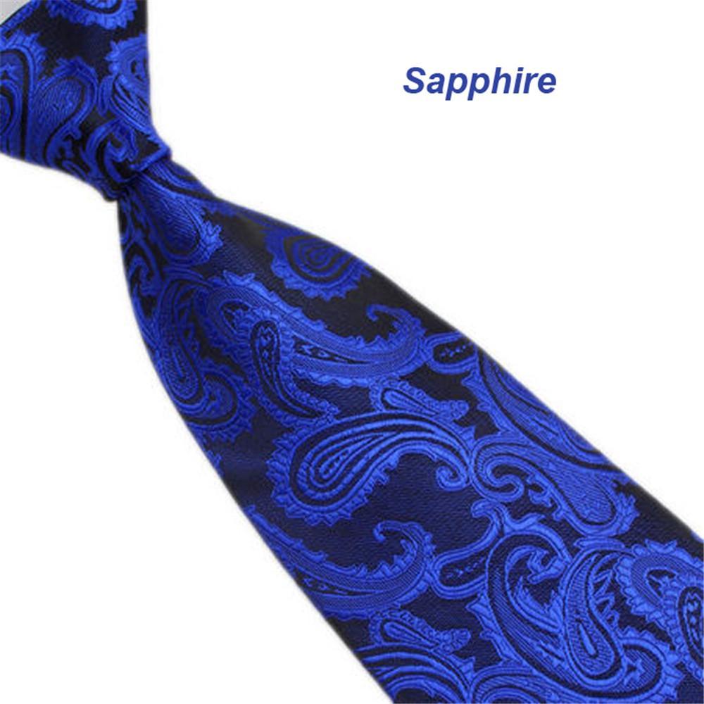 Feitong New Blue Silk Bow Tie For Men Classic Paisley Mix Color JACQUARD WOVEN Silk Mens Ties Necktie pajaritas corbatas 2016(China (Mainland))