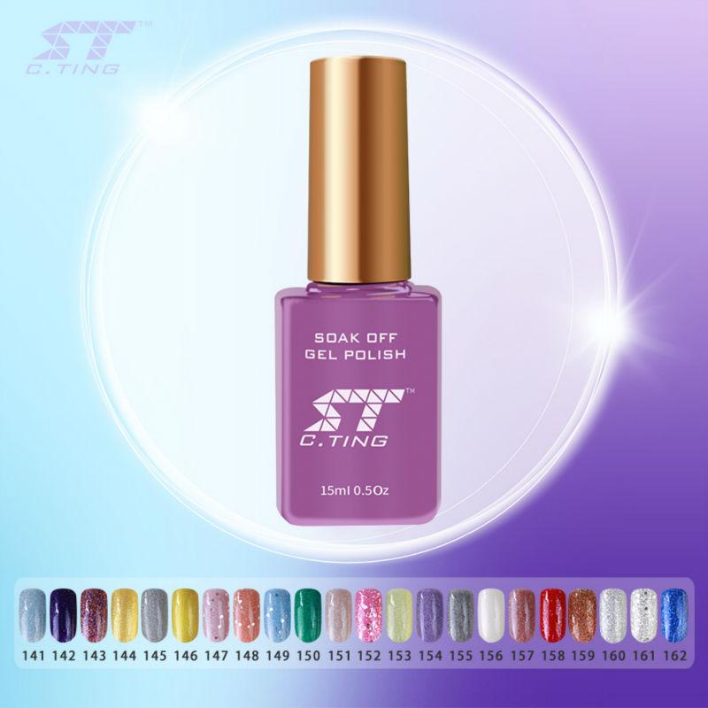 141 162 China Gel Nail Polish Sell To Beauty Bar Of Cheap