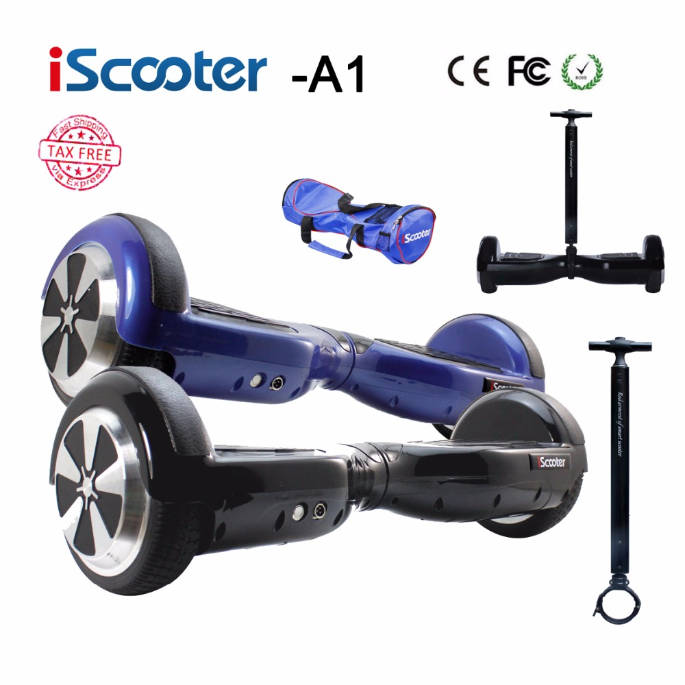 iscooter hover board electric scooter hoverboard smart two. Black Bedroom Furniture Sets. Home Design Ideas