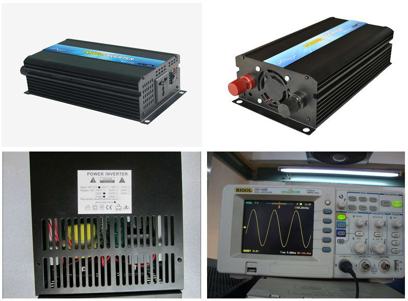 Micro Off Grid Tie Inverter 1000w ,CE&SGS&RoHS&IP30 Approved ,one year warranty ,made in China(China (Mainland))