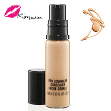 Brand primer makeup concealer mc makeup pro longwear concealer cache-cernes 9ml 0.3oz face make up
