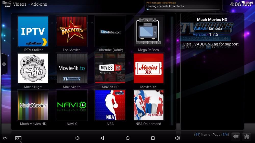image for 2015 Mxq Pro,android Tv Box,Kodi Pre Install Amlogic S905 Quad Core An