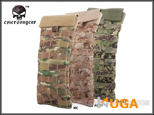 EMERSON 2L LBT6119A Style Tactical Hydration MOLLE Pouch Cordura Hiking Camping Water Bag EM7438(China (Mainland))