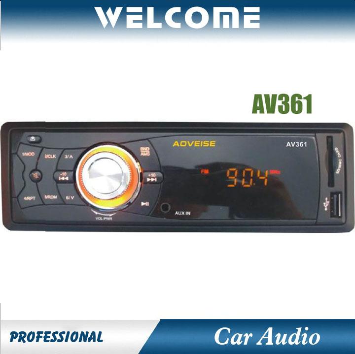Аудио для авто AOVEISE AV361 , MP3
