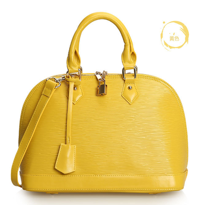 New Arrival Genuine Leather  Fashion Bags Handbags Designers Brand 2013 Free Shipping RL023<br><br>Aliexpress
