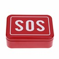 SOS Emergency Survival Gear Box Kit Kit First Aid Outdoor Sport Camping Hiking Fishing Self Help