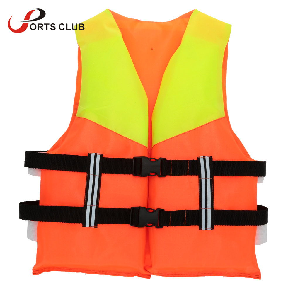 Professional Safety Vest Life Jacket for Child Kids Swimming Boating Drifting Life Vest Swimwear(China (Mainland))