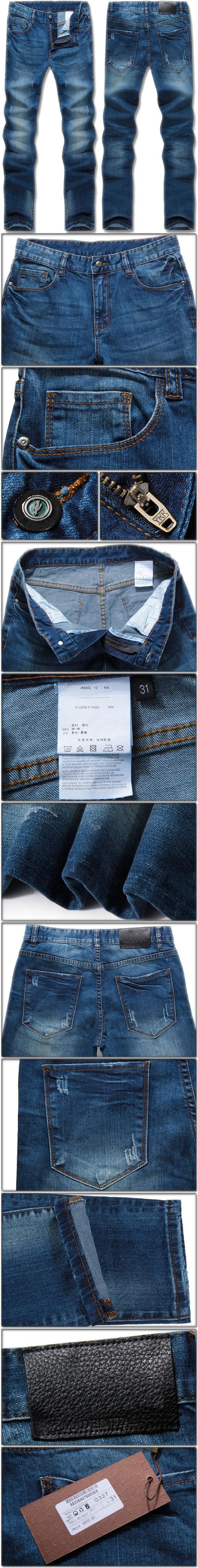 Мужские джинсы GGG s 2015 A0354