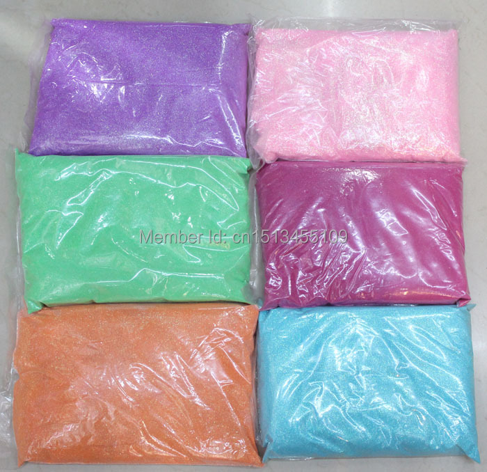 600G/lot Shimmer Glitter Powder Pigment Powder - Subtle Shades - for Polymer Clay, Paper Crafts, Resin, Nail Art etc(China (Mainland))