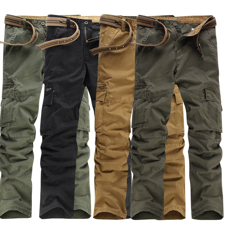 Compare Prices on Cargo Pants Brown- Online Shopping/Buy Low Price ...