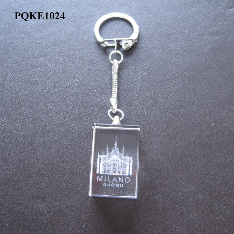 Promotion!!! 2015 hot selling fashion popular high quality cheap gift souvenir glass keychains(China (Mainland))