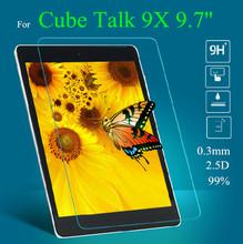 "Talk 9X Glass Screen Protectors For Cube Talk 9X 9.7"" Tempered Glass Screen Protector"