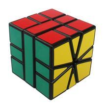 Magic Cube Newest SQ1 Strange-shape Magic Cube Stickerless Colorful Learning&Educational Cubo magico Toys