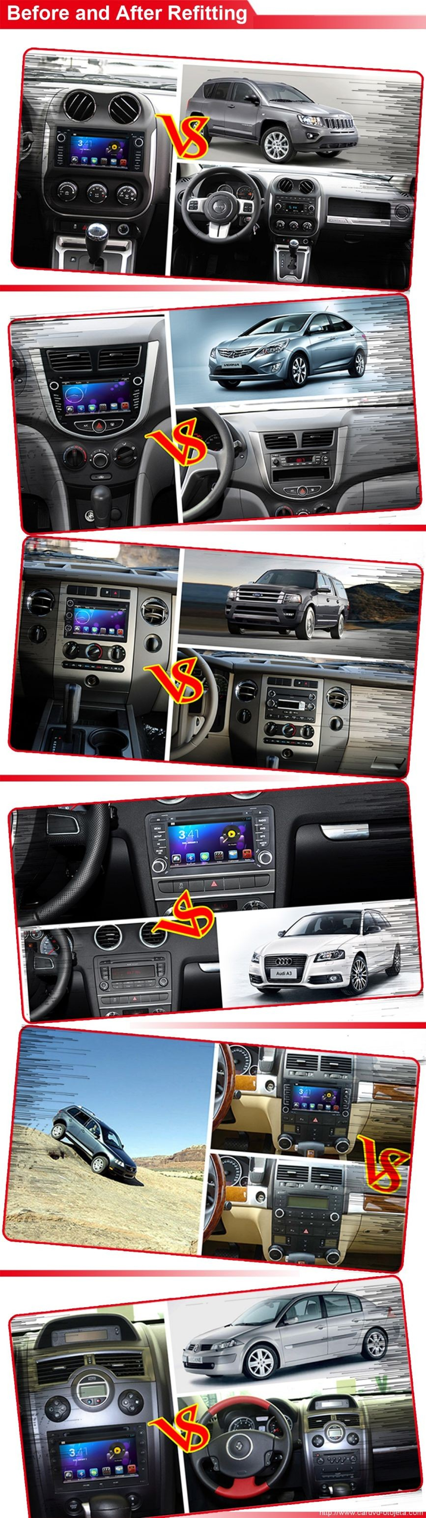 Android 5.1 car dvd GPS for 8″ CHEVROLET CAPTIVA 2012-2013 gps navigation mirror wifi 3G bluetooth DVR radio free map camera
