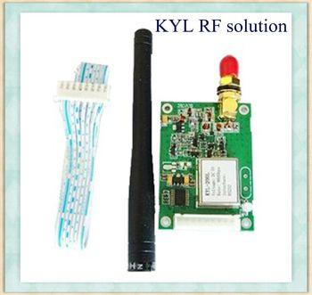 Rf UART RS232 TTL RS485 беспроводной модуль приемопередатчика 433 мГц UHF модуль 2 км-3 км Беспроводная передача данных для АСКУЭ KYL-200L