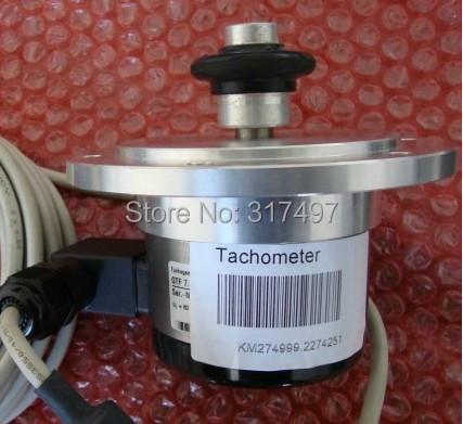 Elevator Tachometer 37.3mm KM982792G33 GTF 7.16L/460 KM274999 - EVER-GROWING ELEVATOR PARTS CO.,LTD store