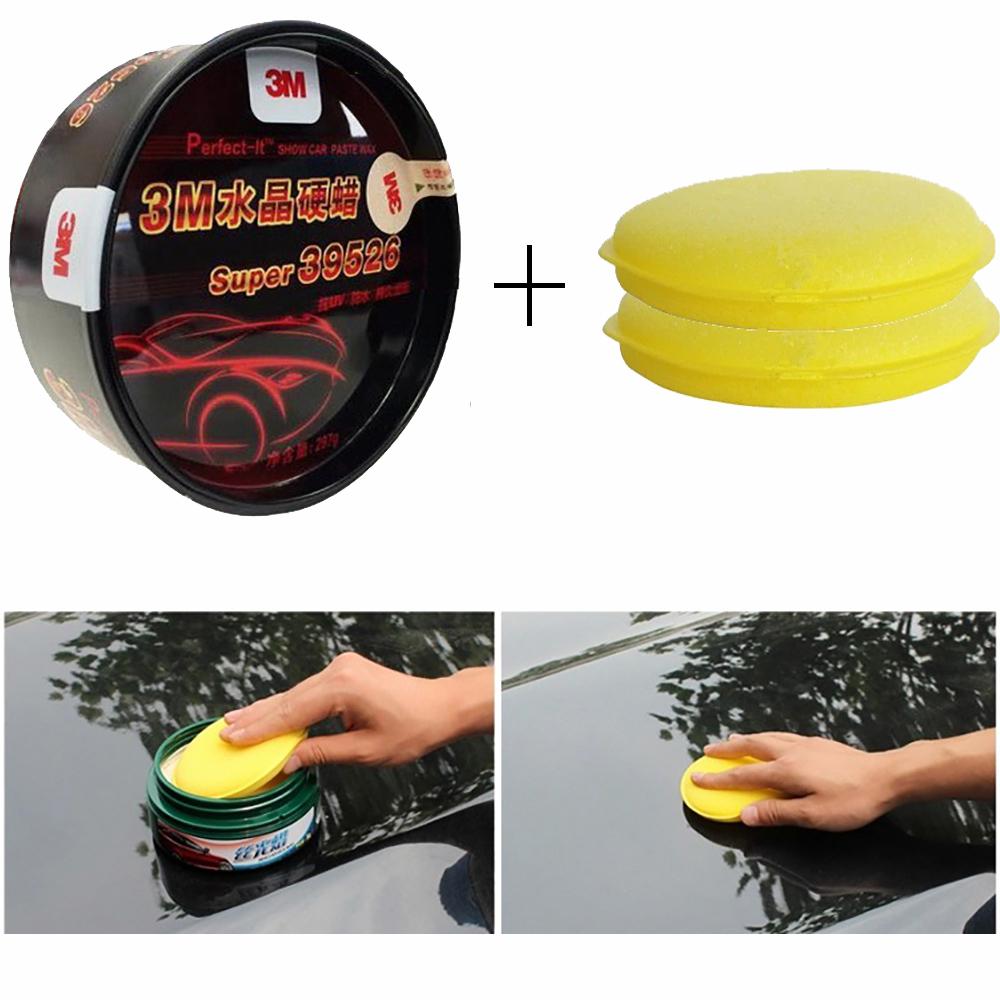 Besonders Carnauba Wax Clear Coat Scratch Repair Car Wax Paint Care Polish Car Scratch Remover Dent Repair Car Nano Coating(China (Mainland))