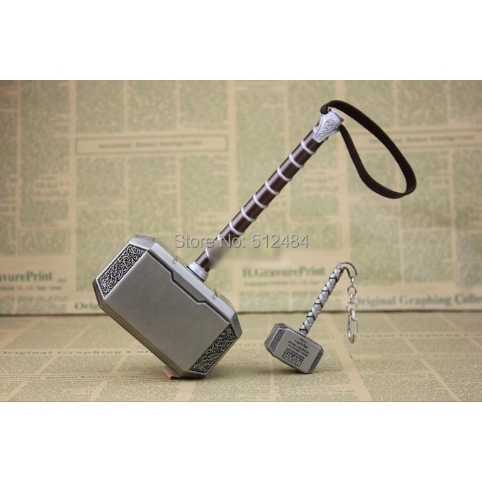 """8"""" 20cm Thor's The Avengers Thor's Hammer Toys Thor Custome Thor Cosplay Hammer(China (Mainland))"""