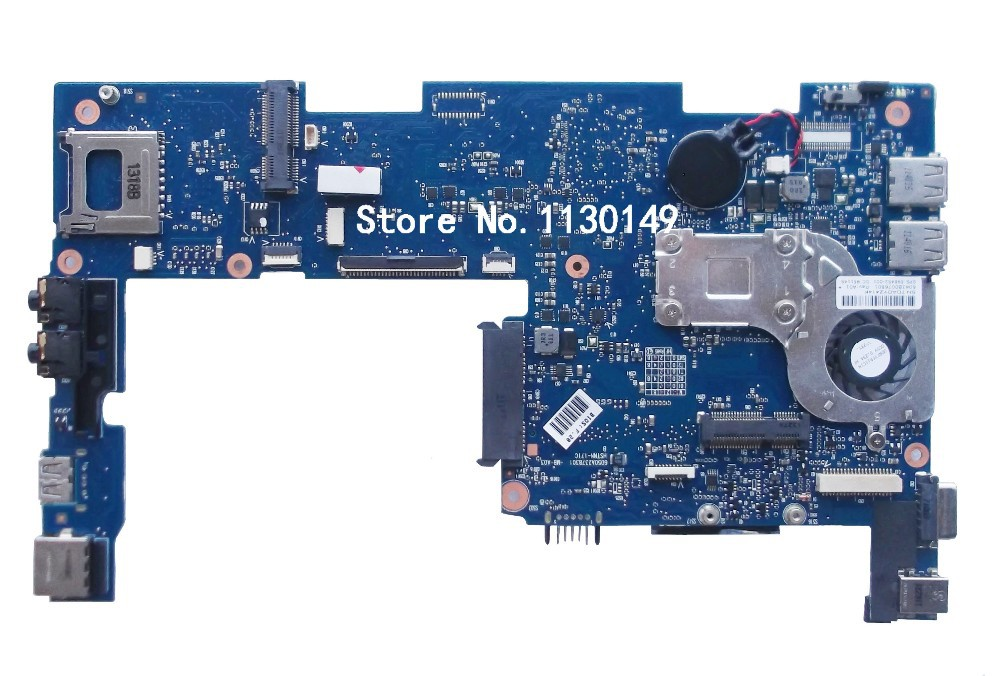 Free Shipping 625687-001 for HP Mini 5103 Intel Atom N455 1.66Ghz laptop motherboards ,100% fully tested with warranty(China (Mainland))