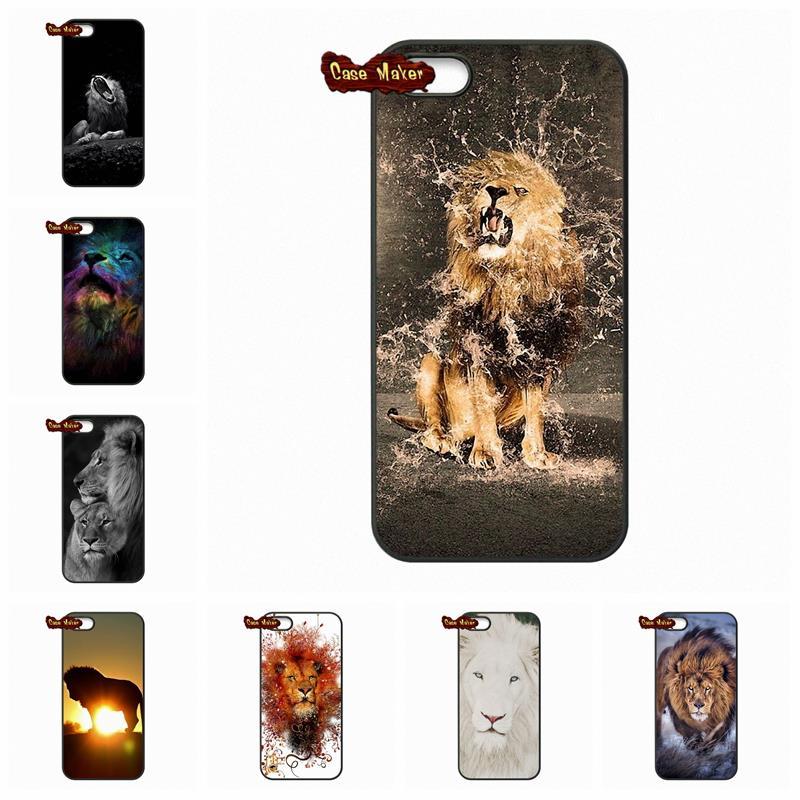 For LG Google Nexus 4 5 L70 L90 King Lion beautiful animals whole world Case Cover For Sony Xperia Z Z1 Z2 Z3 Z3 Z4 Z5 Compact(China (Mainland))