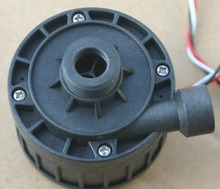 "Water cooling pump DC12V 10W 400L/H G1/4""input and output ,Very quiet(China (Mainland))"