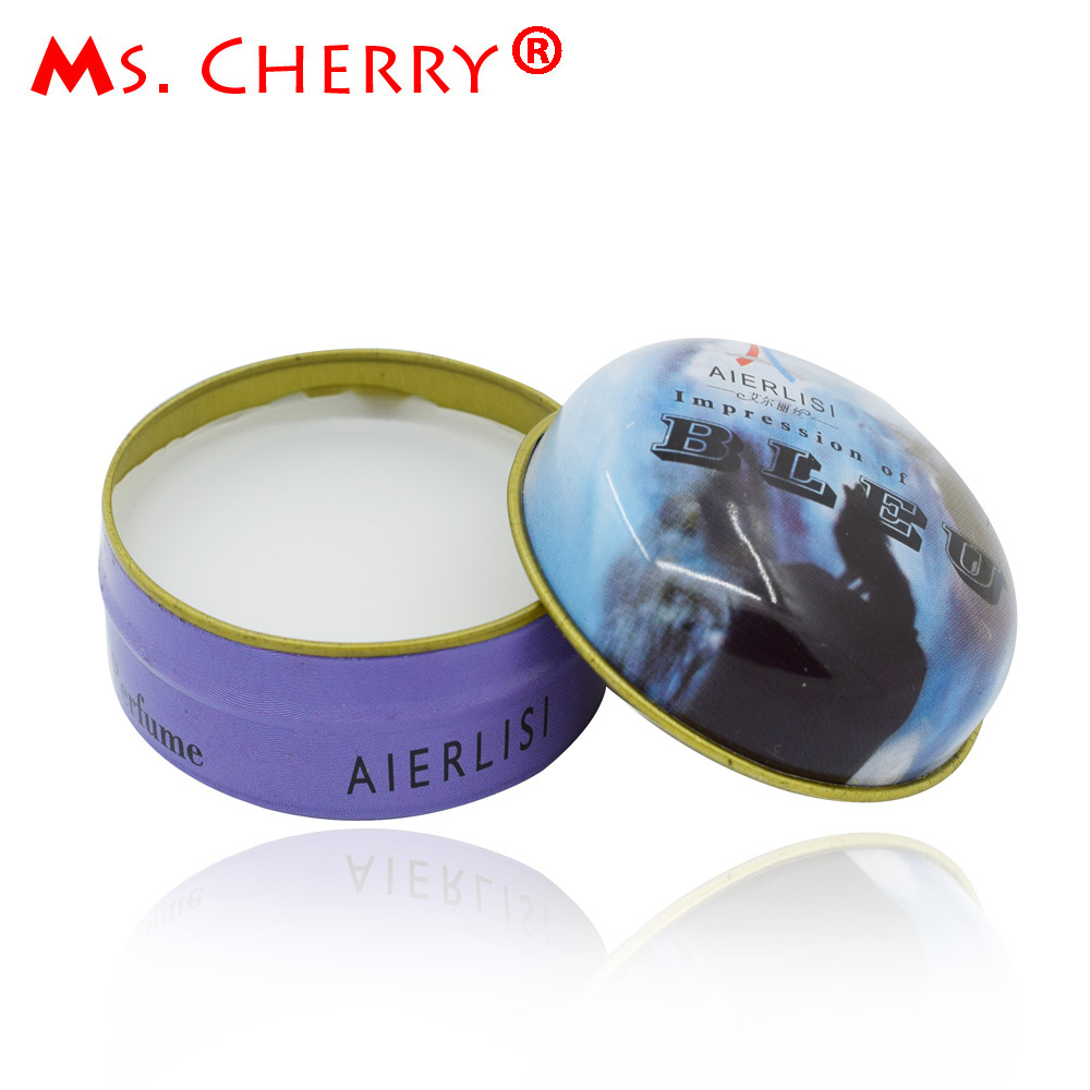 Portable Solid Perfume 15ml for Men Women Original Deodorant Non-alcoholic Fragrance Cream MH011-06(China (Mainland))