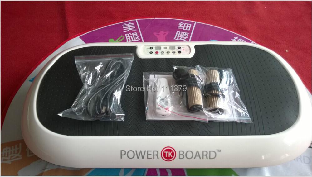 Best seller foot vibration plate spa Vibration Heating far infrared therapy Massage terapia di massaggio di vibrazione(China (Mainland))