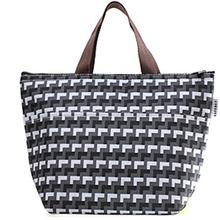 "Top!  Delle donne insulated lunch tote bag ~ ~ 12.5 ""x 8.5"" x 5 ""(3 disegni)(China (Mainland))"