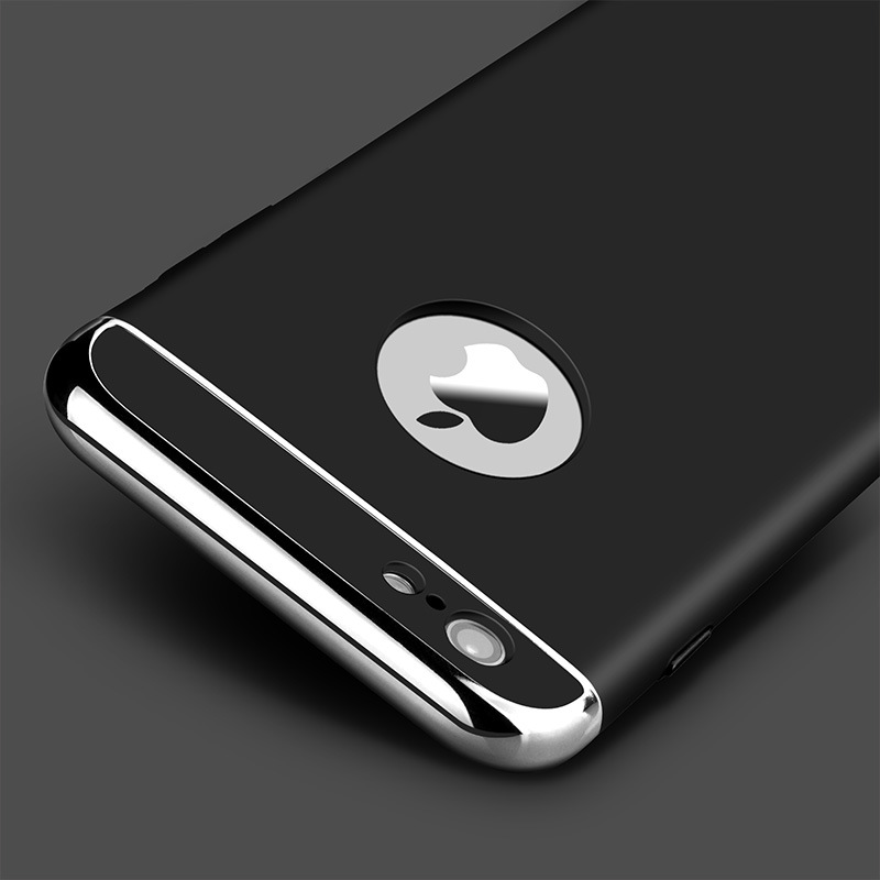 GOESTIME High Quality Luxury Ultra Thin Shockproof Armor Phone Cover Case For iPhone 5 5s SE 6 6s 6 Plus case(China (Mainland))