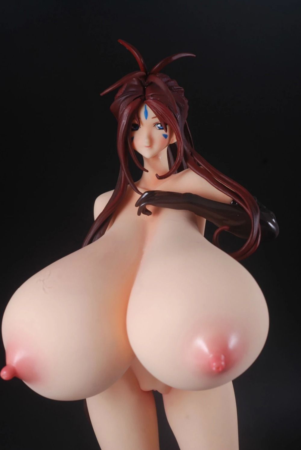 Sexy japanese anime sex doll figure